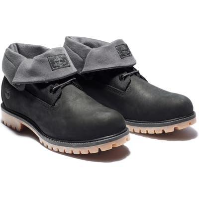 Timberland 110 Plain Toe Boot, Black