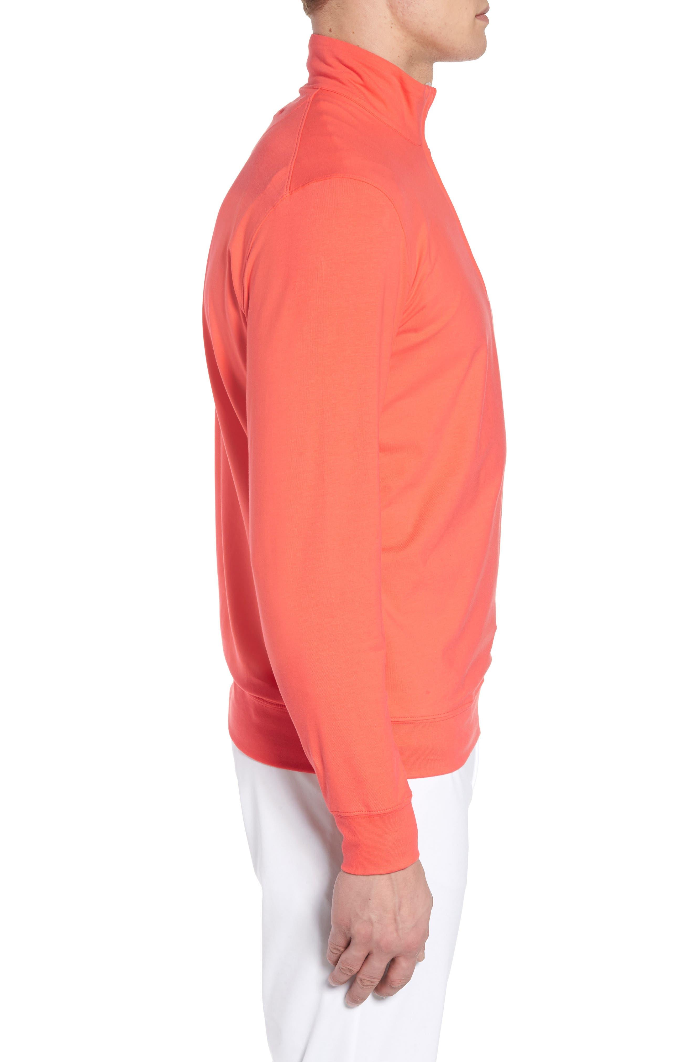 ,                             PTO Liquid Stretch Quarter Zip Pullover,                             Alternate thumbnail 27, color,                             673