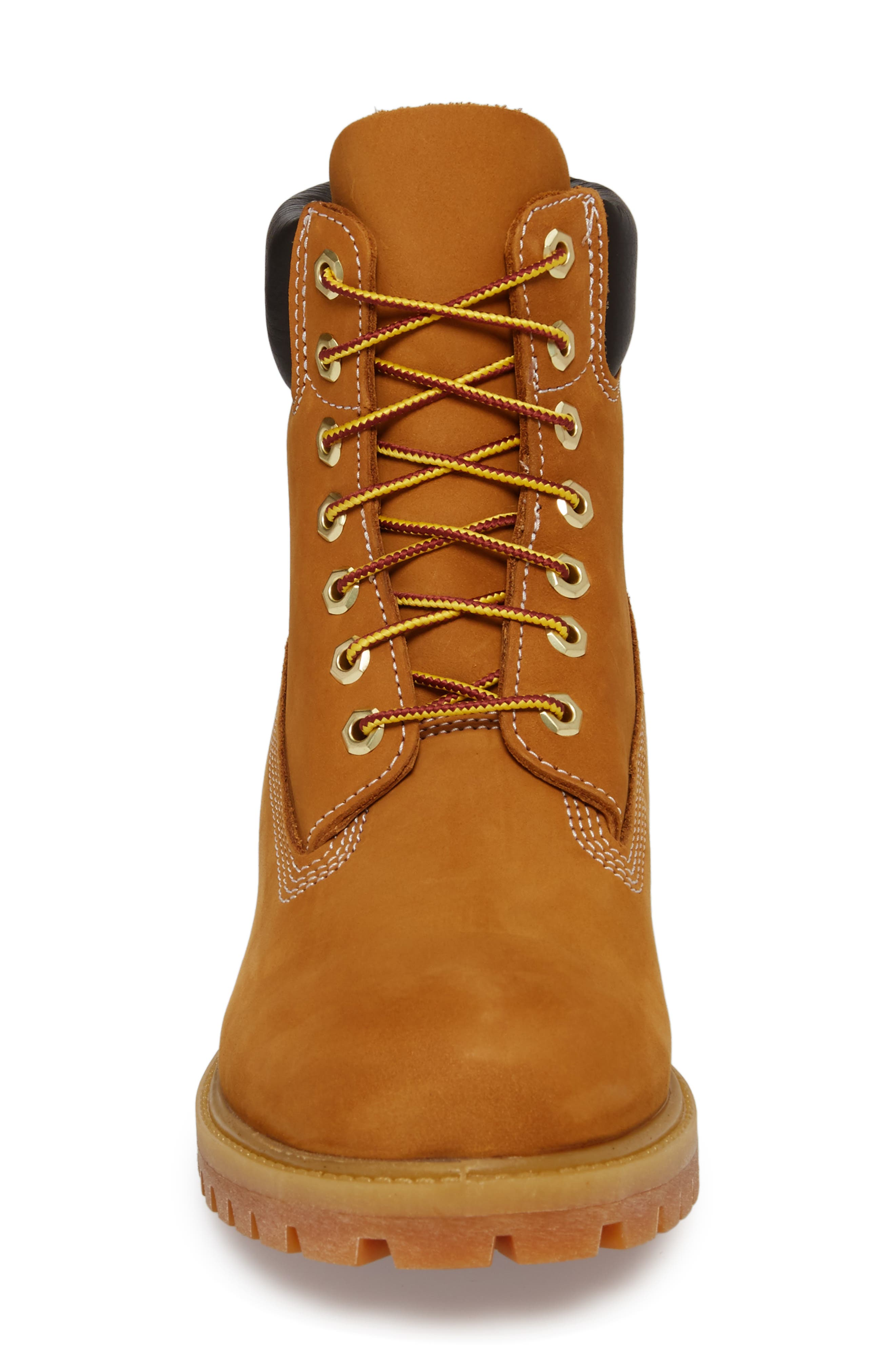 ,                             Six Inch Classic Waterproof Boots Series - Premium Waterproof Boot,                             Alternate thumbnail 4, color,                             WHEAT