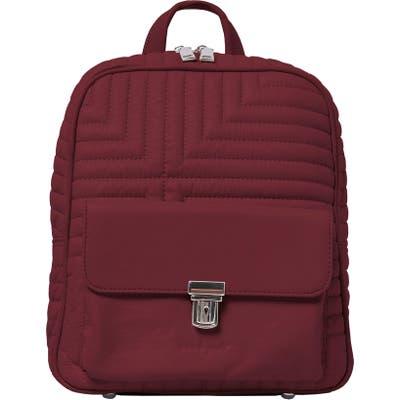 Urban Originals Essential Vegan Leather Backpack - Purple
