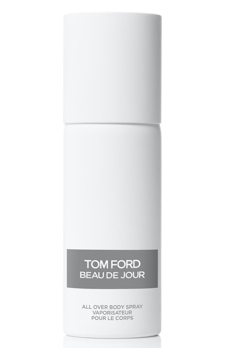 TOM FORD Beau de Jour Allover Body Spray, Main, color, NO COLOR