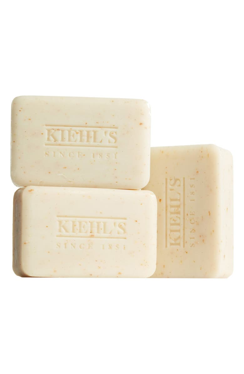 KIEHL'S SINCE 1851 Jeremyville Ultimate Man Scrub Soap Trio, Main, color, 000
