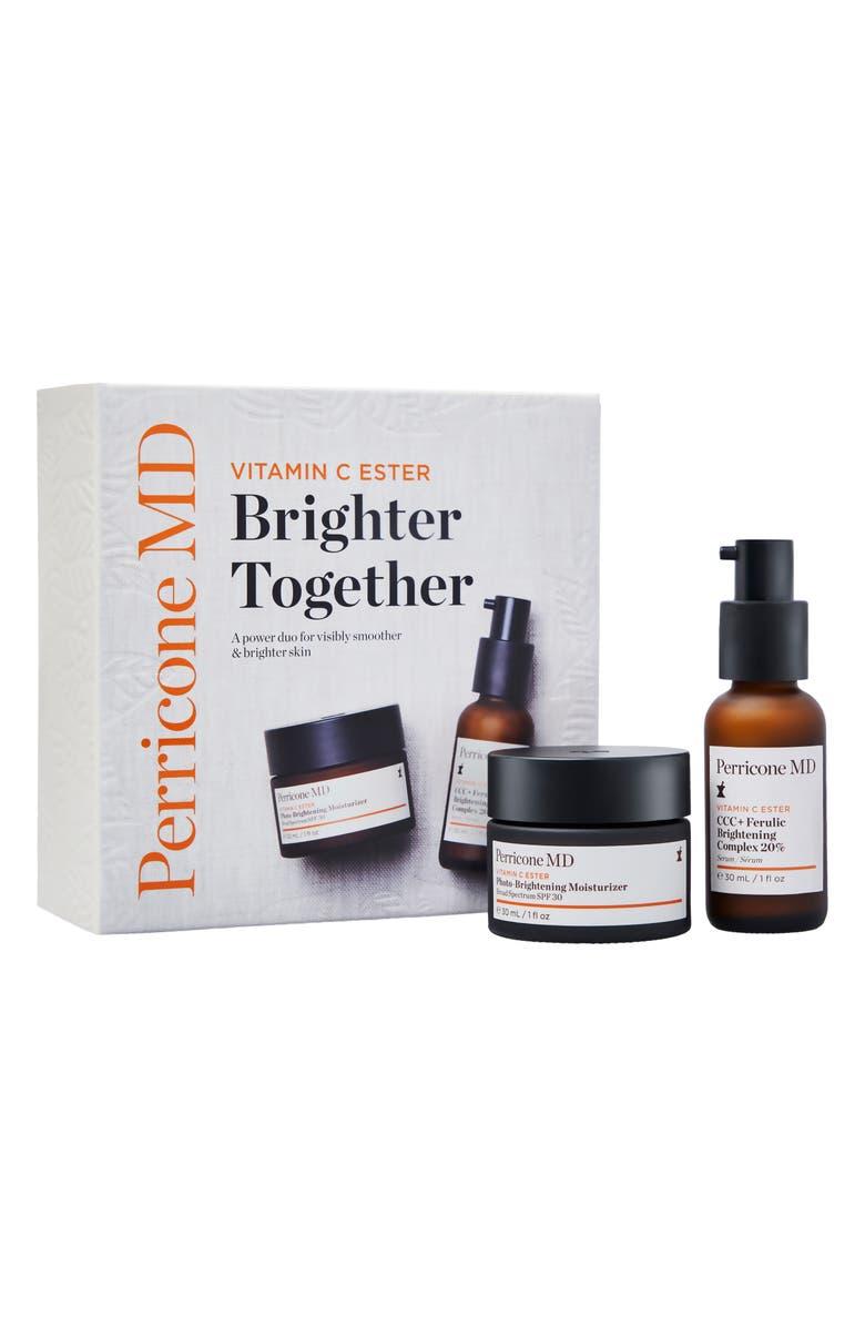PERRICONE MD Vitamin C Ester Brighter Together Set, Main, color, NO COLOR