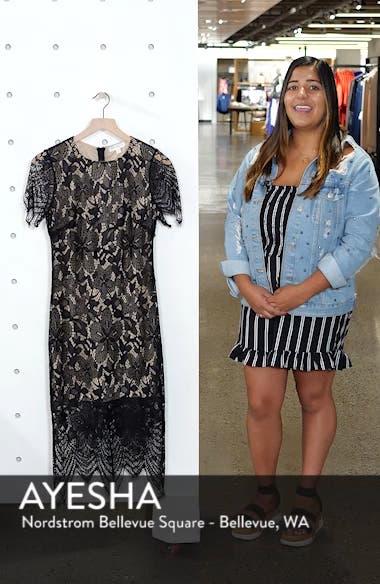 Scallop Lace Dress, sales video thumbnail