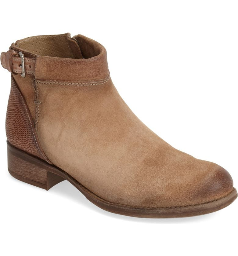 Ongekend Manas Design 'Carol' Suede Ankle Boot (Women) | Nordstrom XY-95