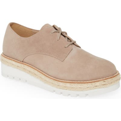 Eileen Fisher Everly Derby, Beige
