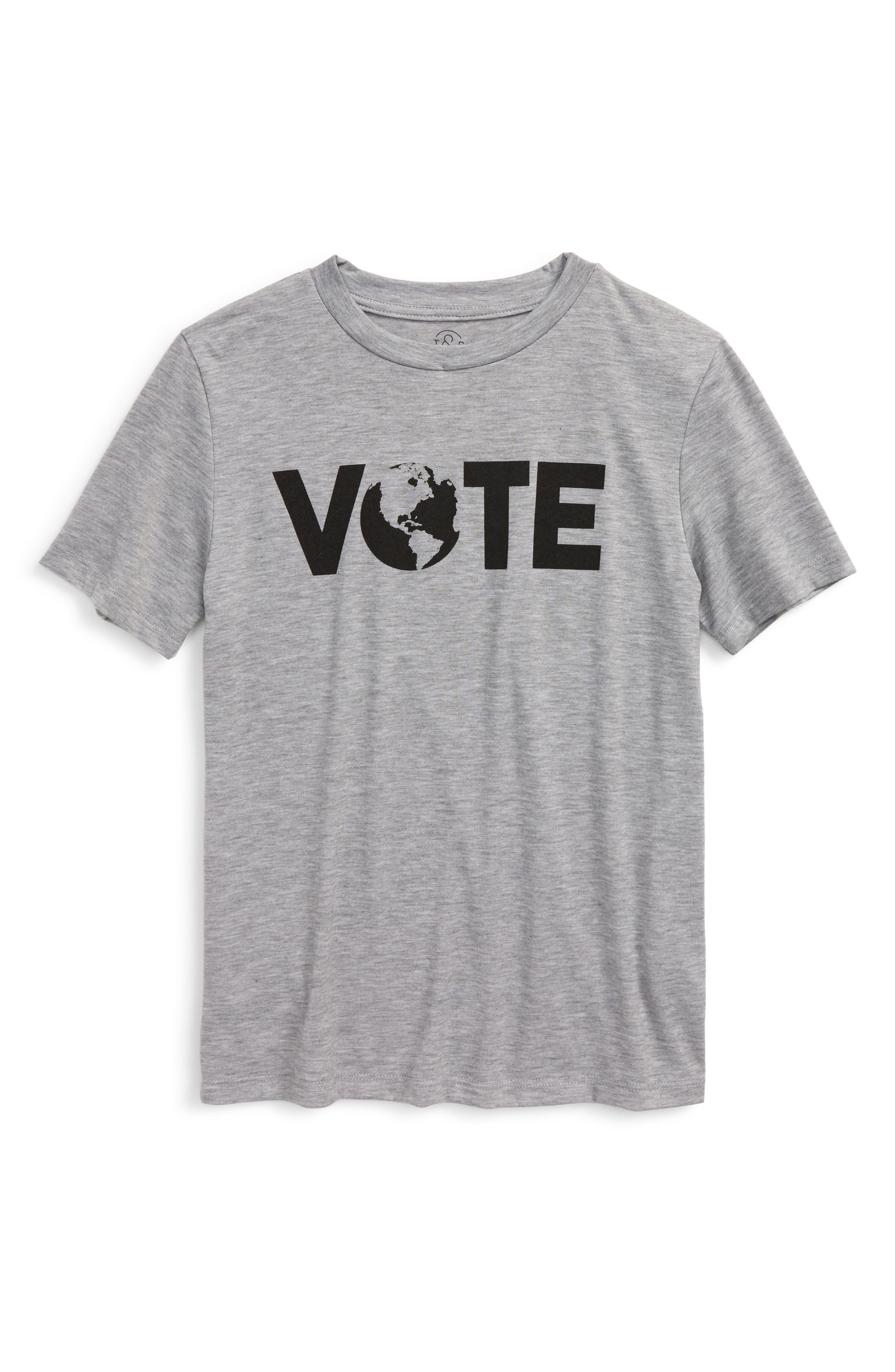 Image of Treasure & Bond Short Sleeve Vote Tee