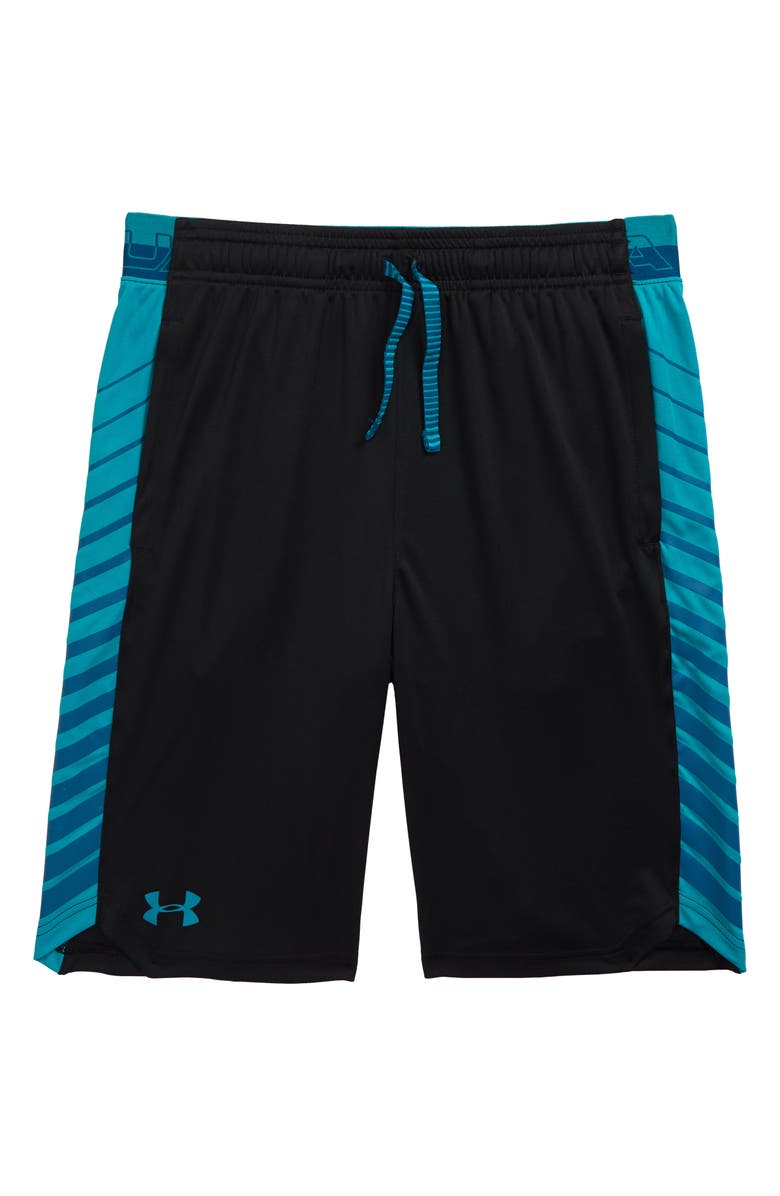 UNDER ARMOUR MK1 Shorts, Main, color, 003