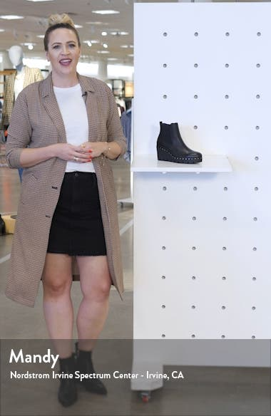 Wedge Bootie, sales video thumbnail