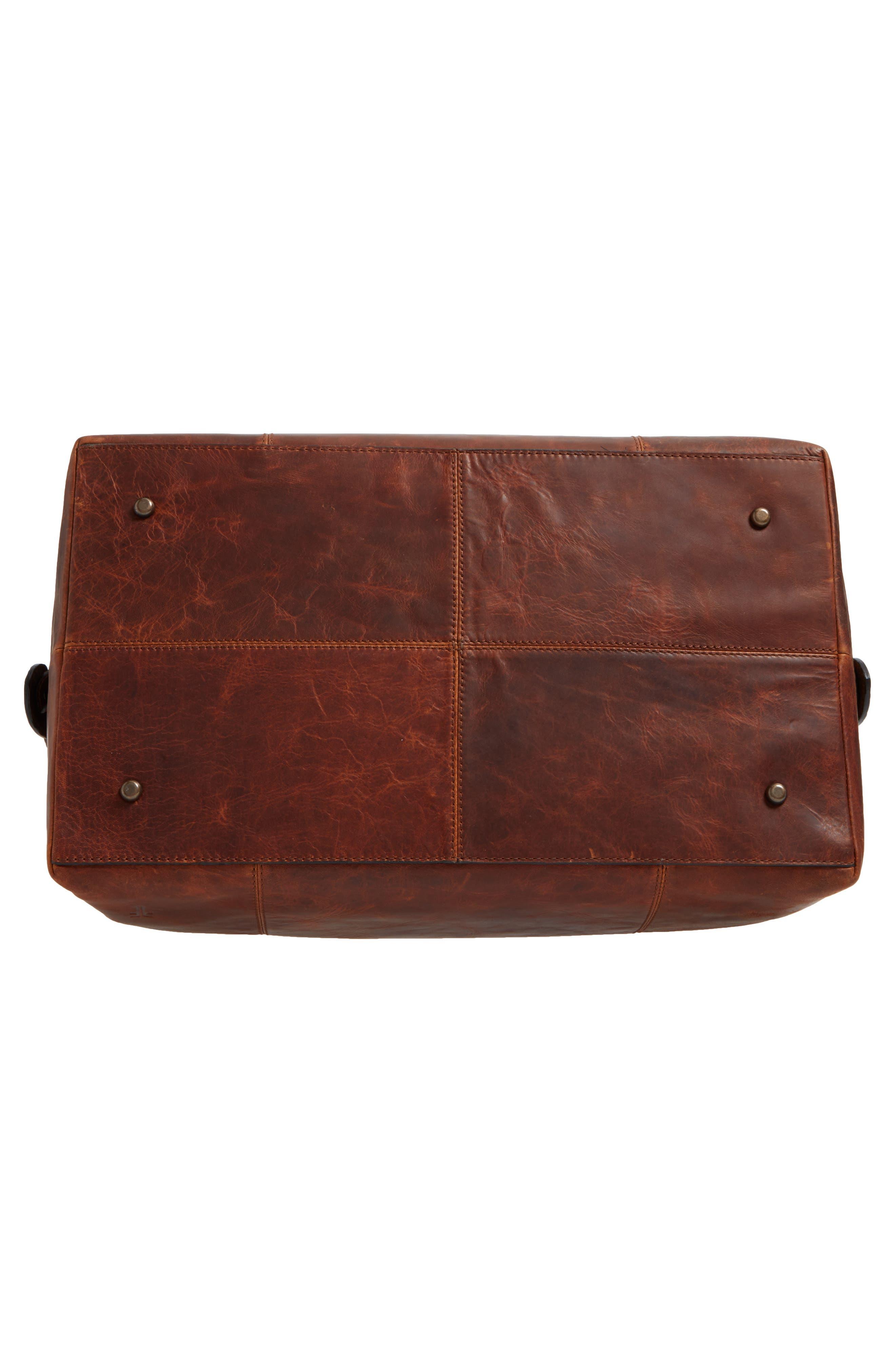 ,                             'Logan' Leather Overnight Bag,                             Alternate thumbnail 20, color,                             235