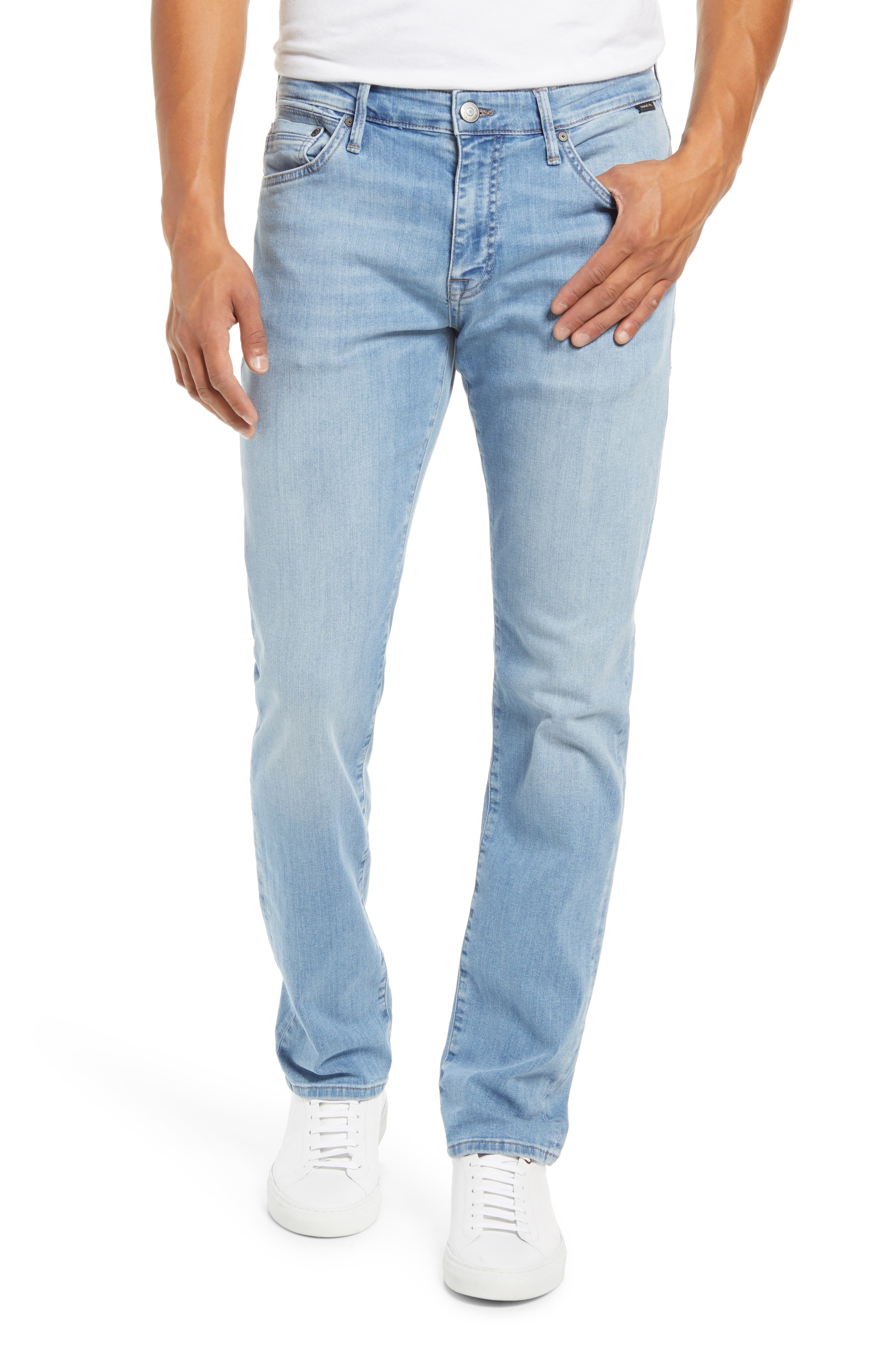 Marcus Slim Straight Leg Jeans