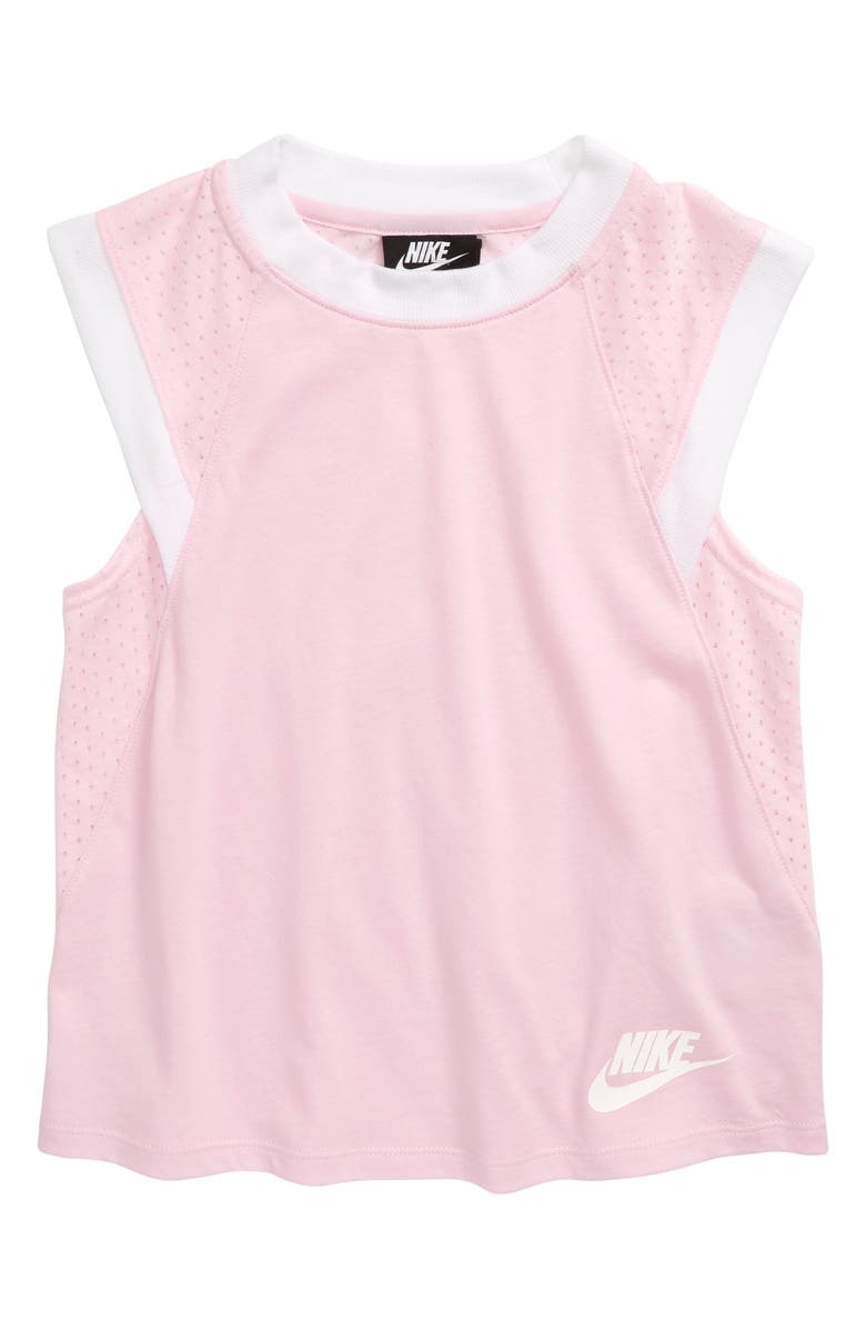 NIKE Sportswear Tank Top, Main, color, 663