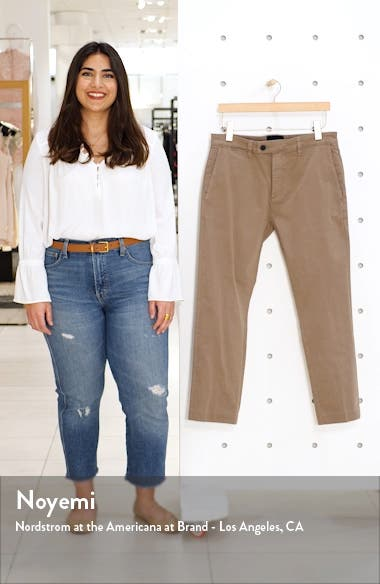 Relaxo Cropped Pants, sales video thumbnail