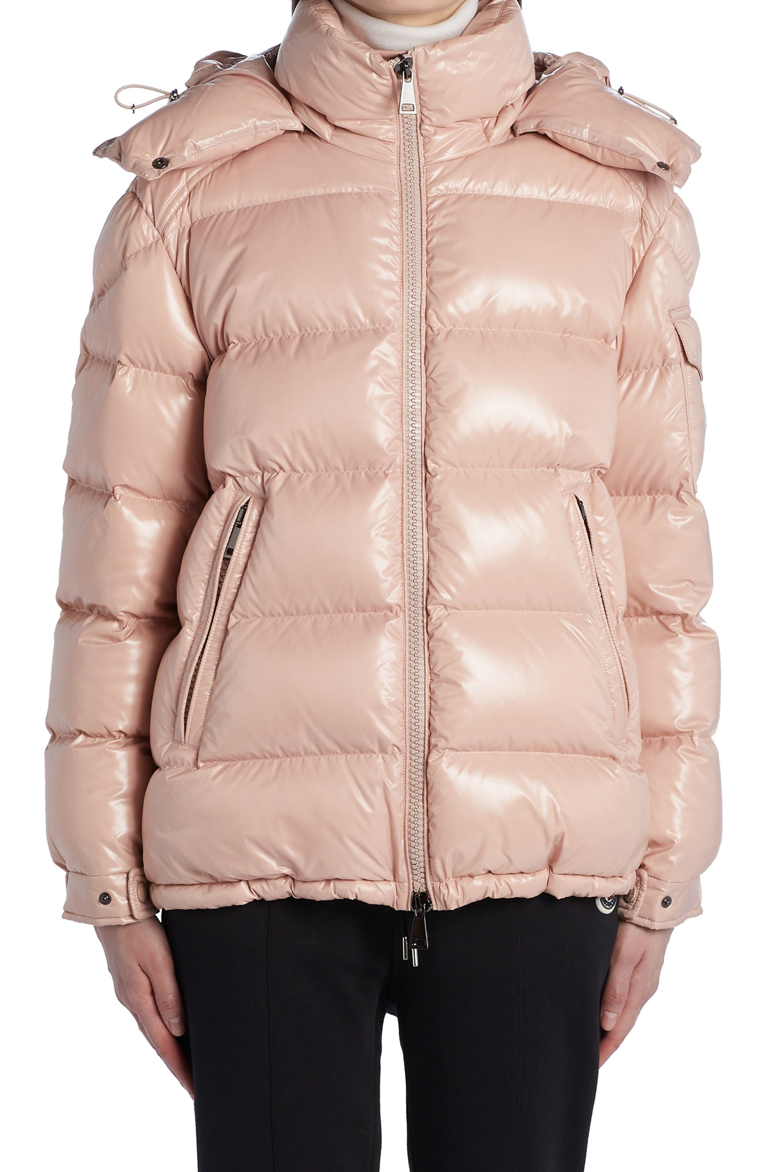 Women's Moncler Maire Water Resistant Down Puffer Jacket