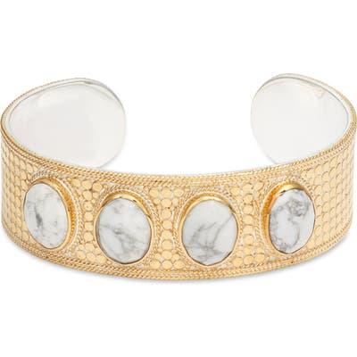 Anna Beck Howlite Cuff Bracelet