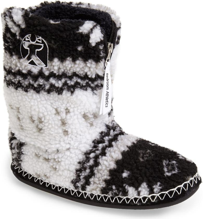 BEDROOM ATHLETICS 'Jessica' Slipper Boot, Main, color, 009