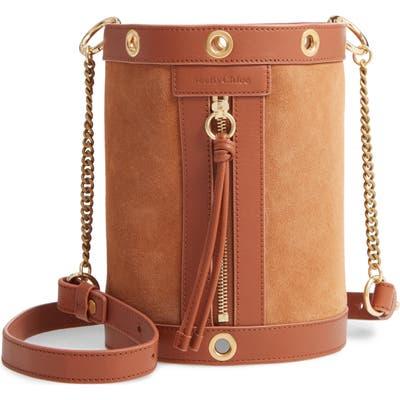 See By Chloe Debbie Leather Bucket Bag -
