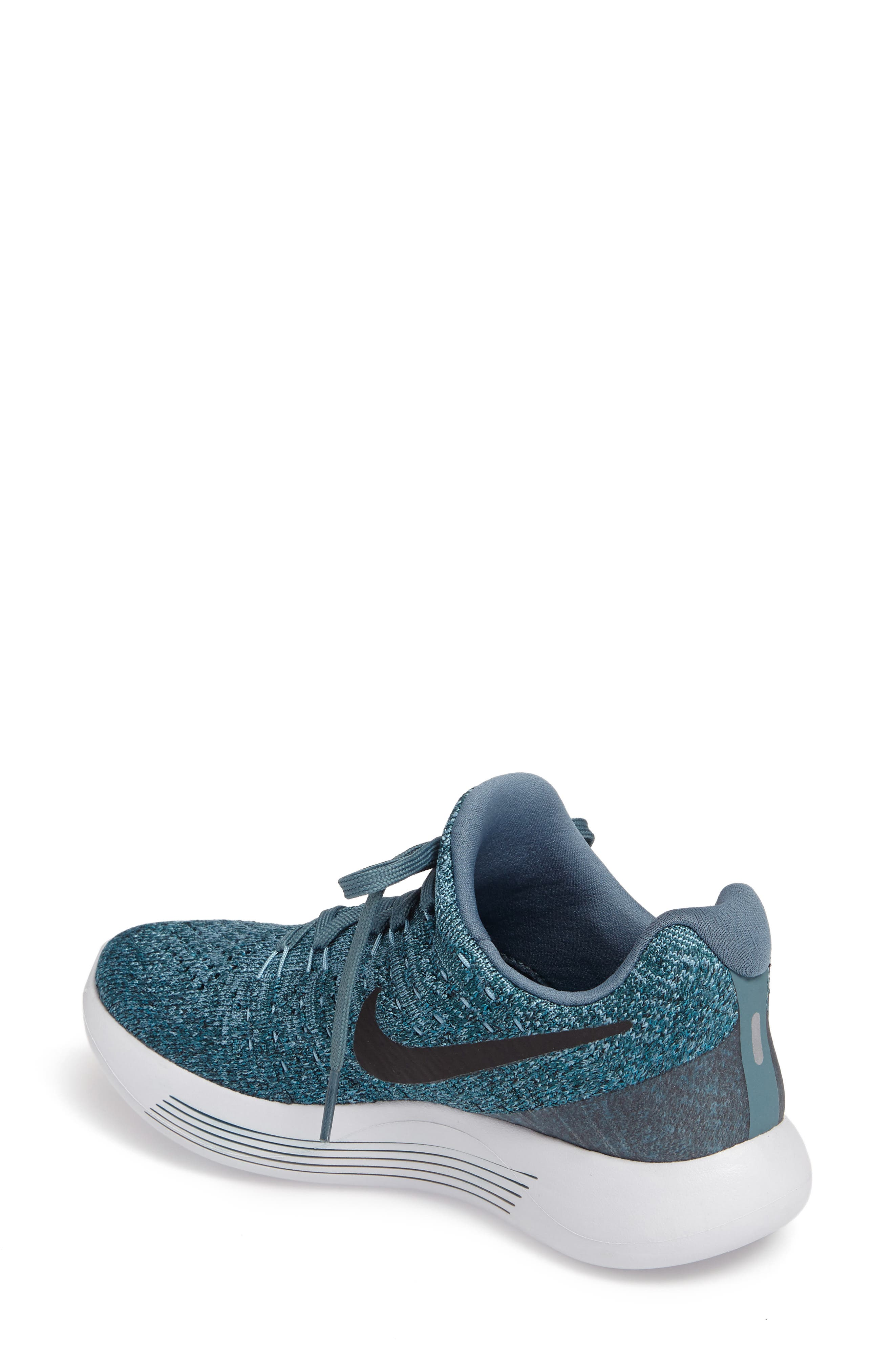 ,                             LunarEpic Low Flyknit 2 Running Shoe,                             Alternate thumbnail 80, color,                             413