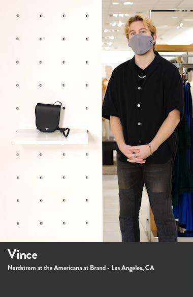 Ellis Flap Leather Crossbody Bag, sales video thumbnail