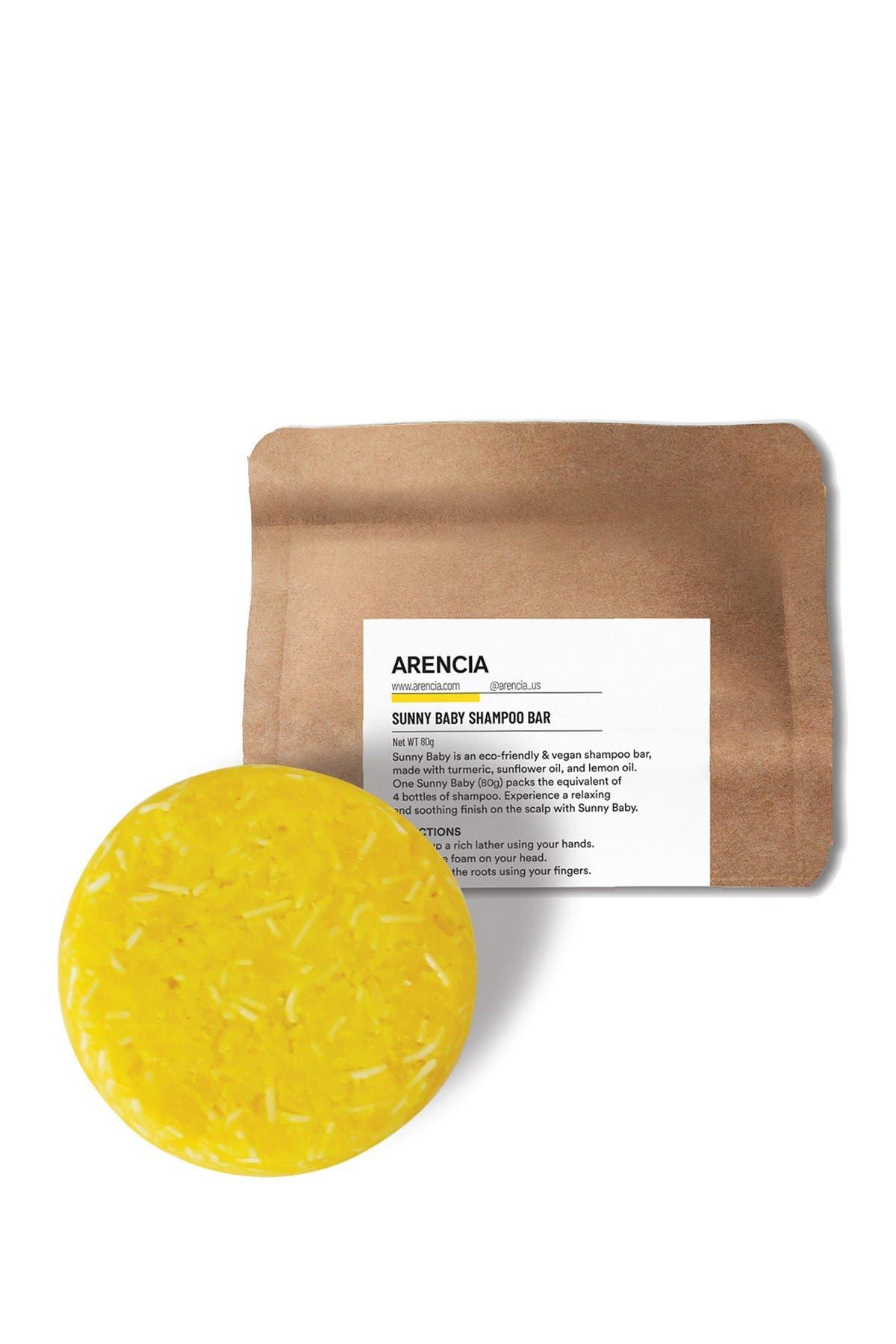 Image of Arencia Sunny Baby Shampoo Bar