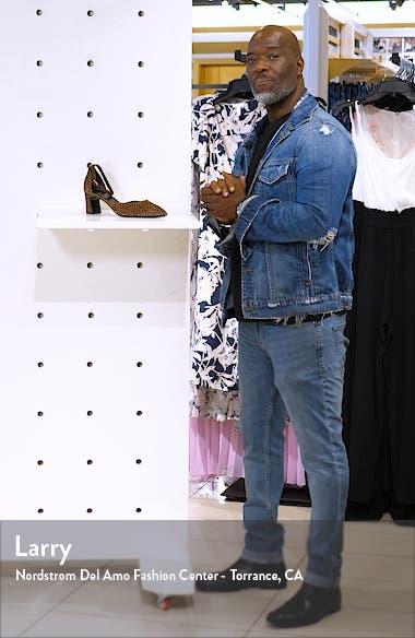 d'Orsay Ankle Strap Pump, sales video thumbnail