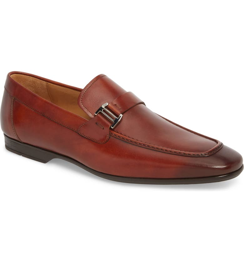 MAGNANNI 'Lino' Loafer, Main, color, 202