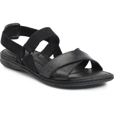 B?rn Springs Sandal, Black