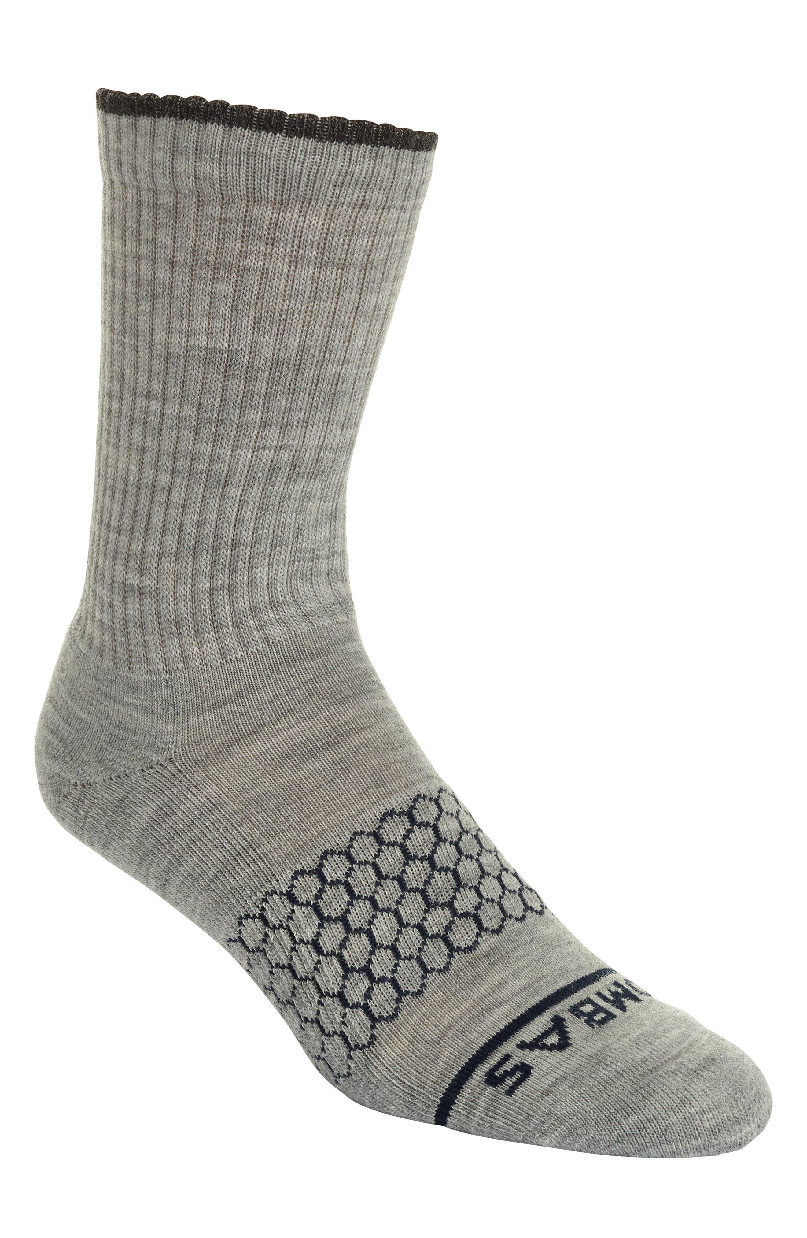 Bombas Merino Wool Blend Crew Socks