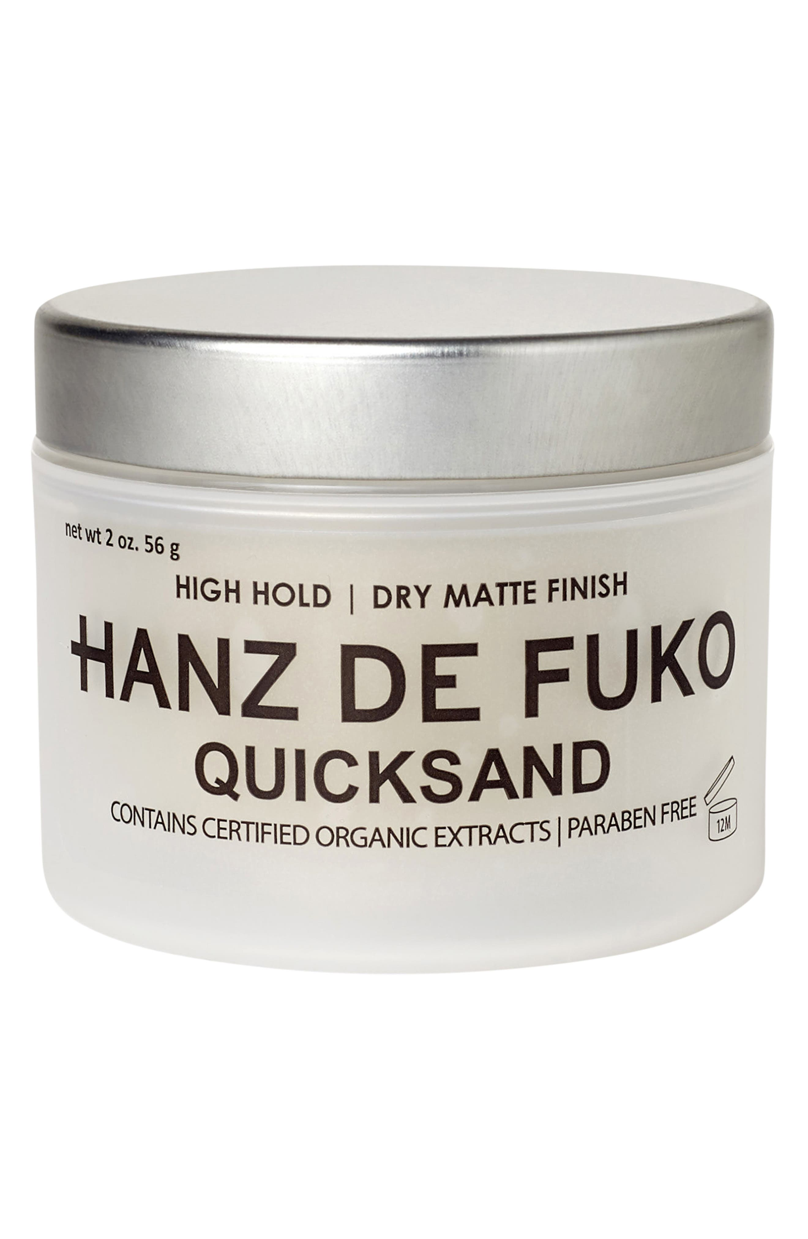 Quicksand Hair Styling Clay