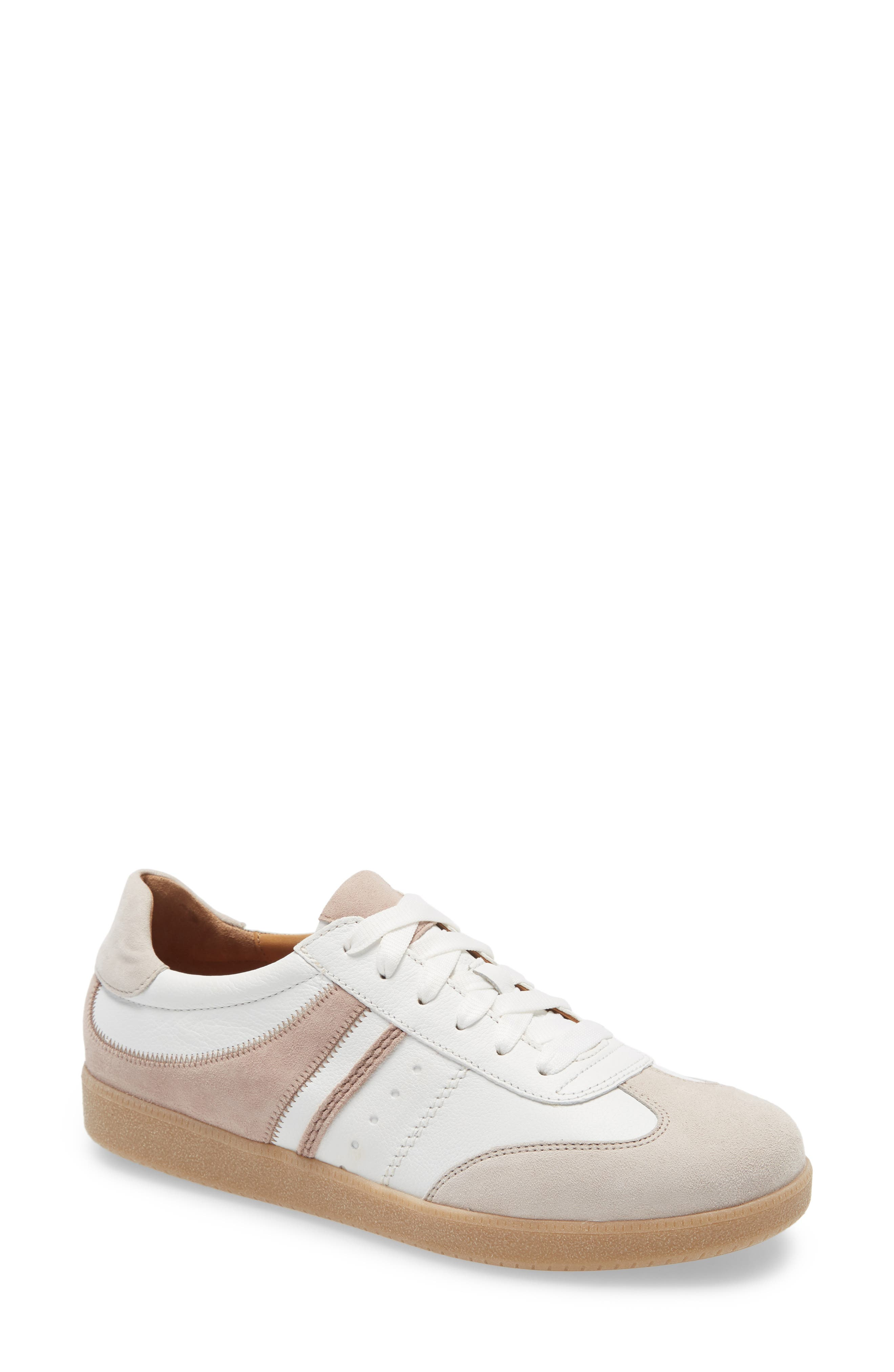 Lace-Up Sneaker
