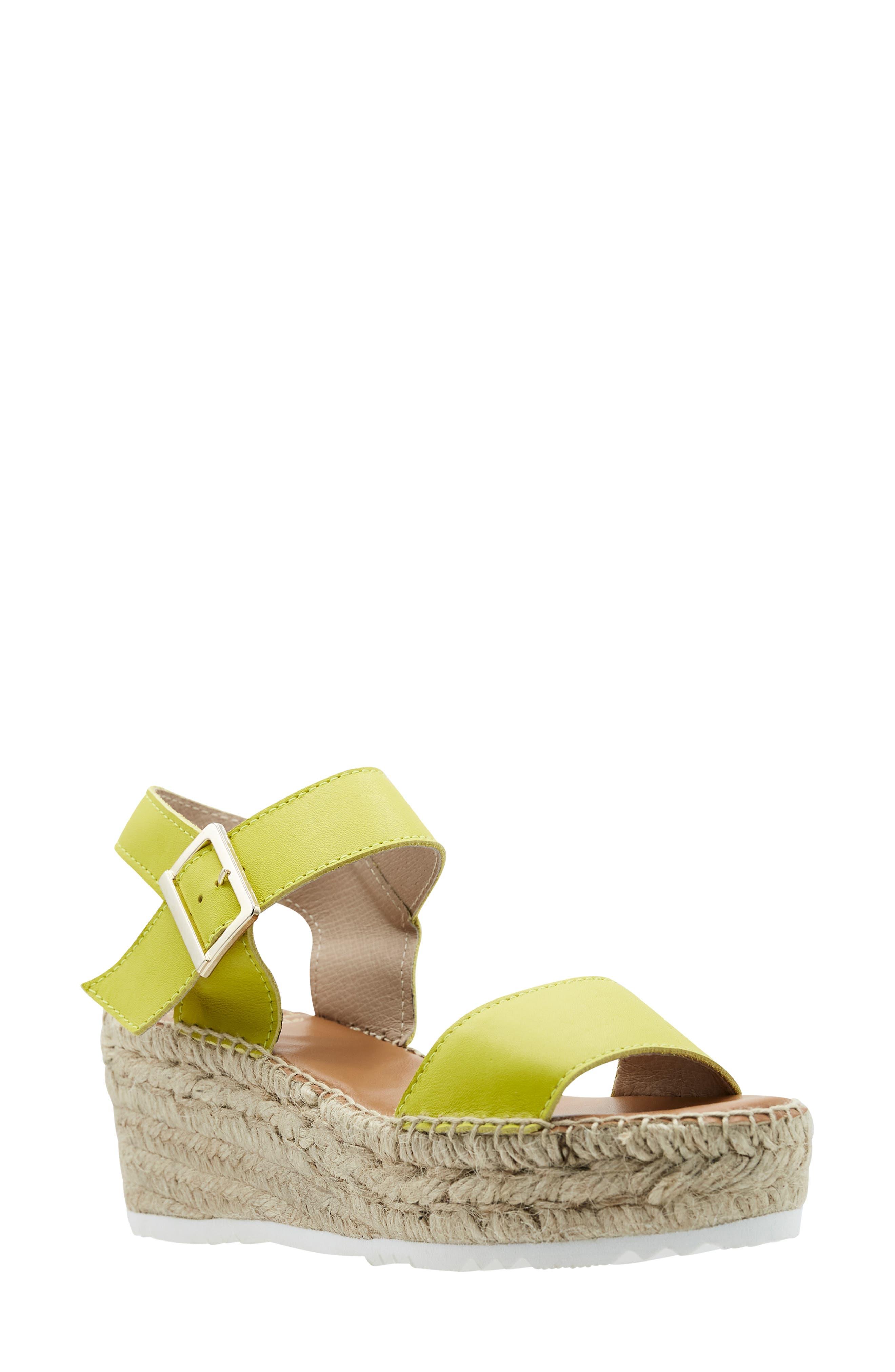Nakita Platform Wedge Sandal