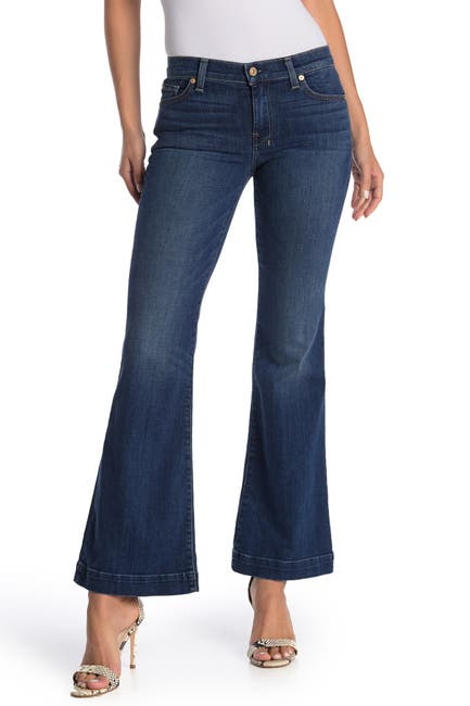 Image of 7 For All Mankind Dojo Bootcut Jeans