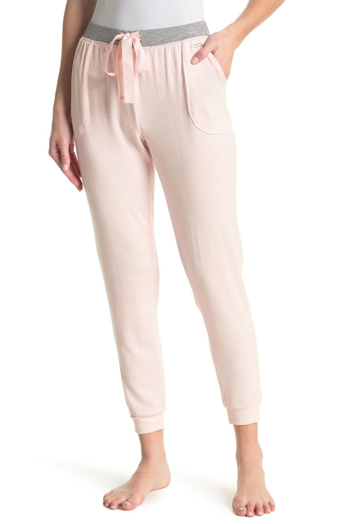 Image of Tahari Pocket Pajama Joggers