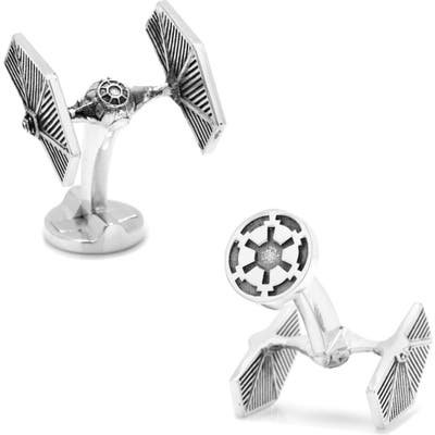Cufflinks, Inc. Star Wars(TM) Tie Fighter 3D Cuff Links
