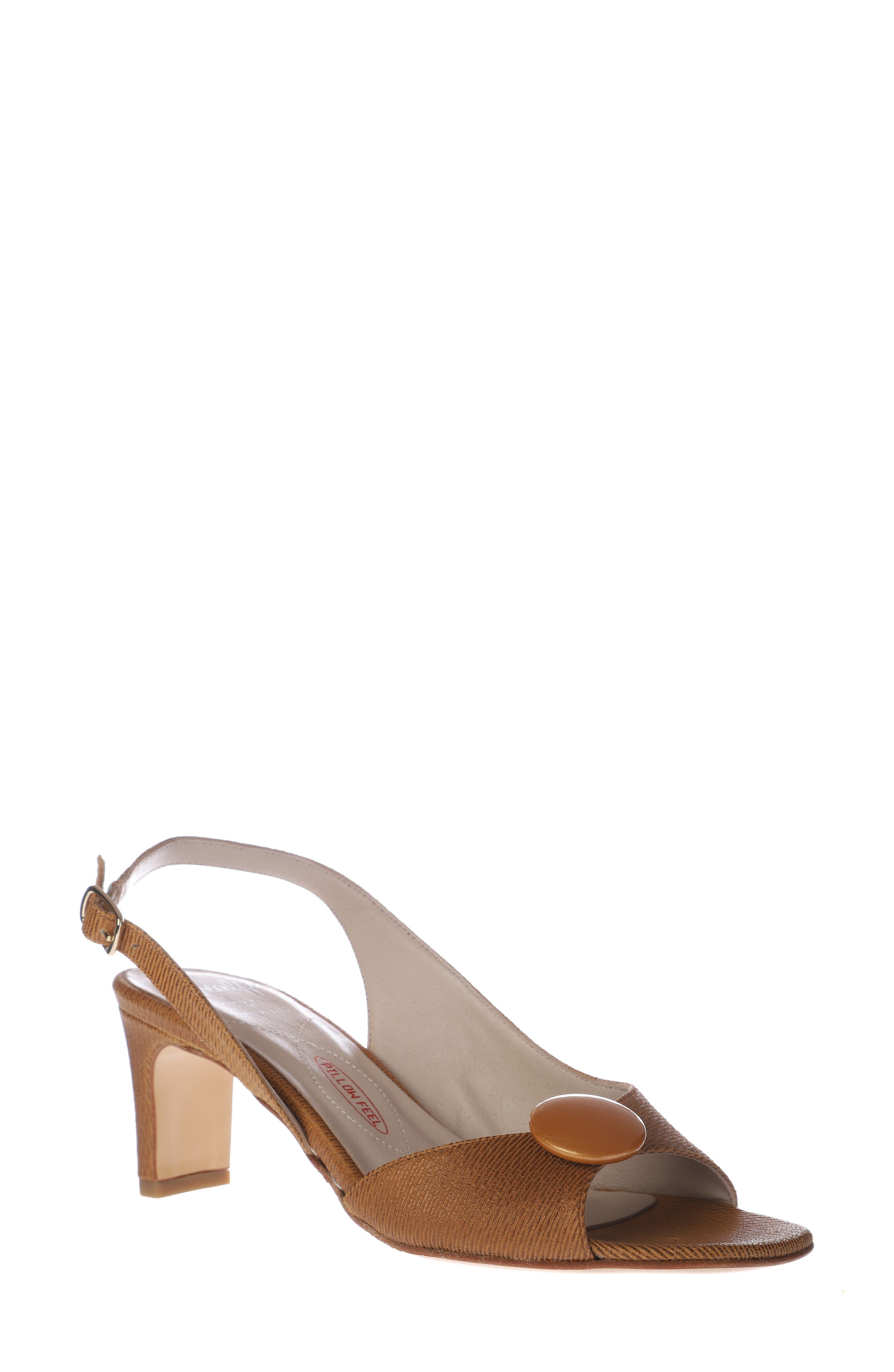 Erasmo Slingback Sandal