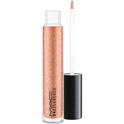 MAC Dazzleglass Lipcolour - Go For Gold