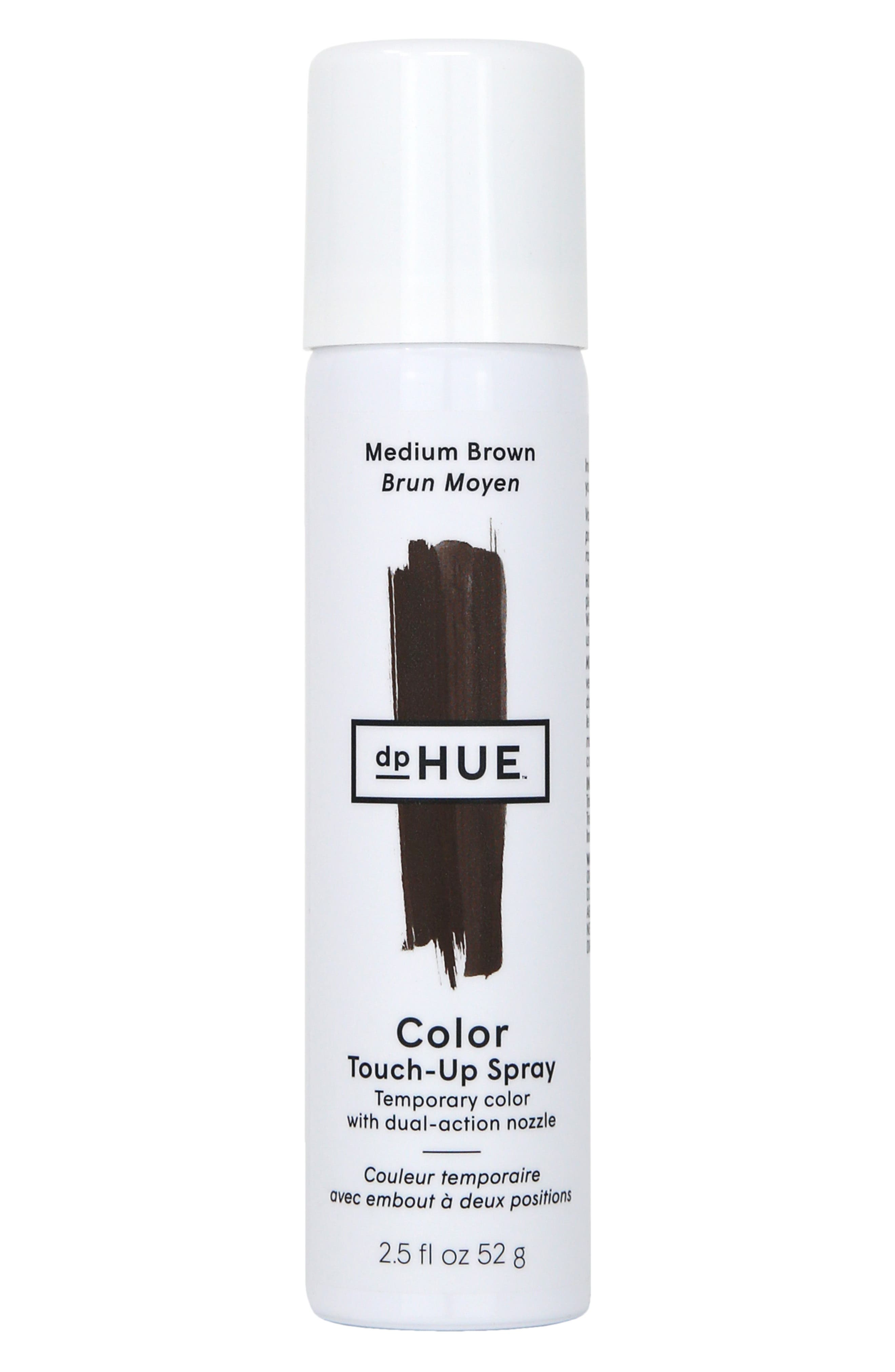 Color Touch-Up Temporary Color Spray