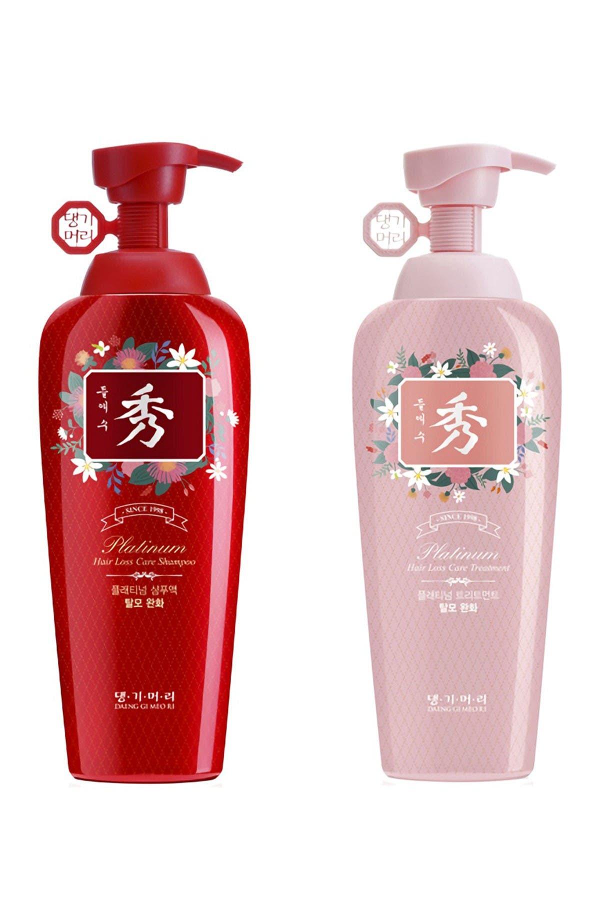 Image of DAENG GI MEO RI Platinum Shampoo & Treatment 2-Piece Set