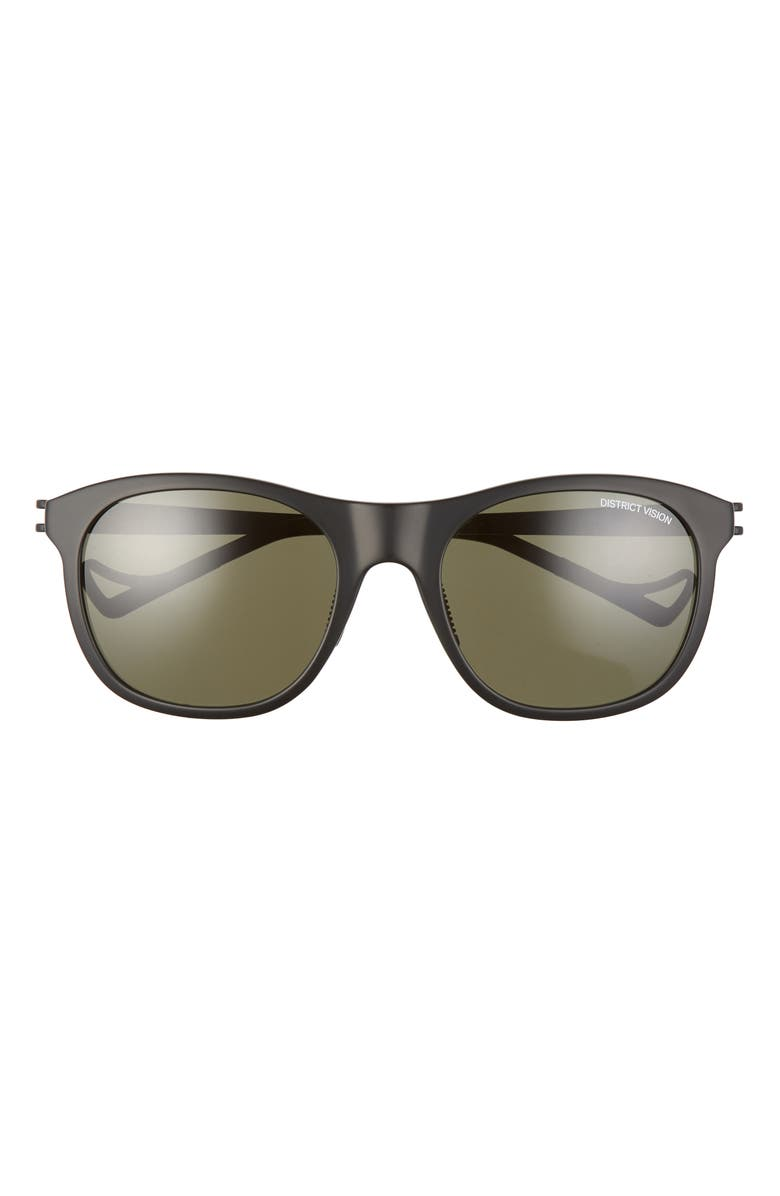 DISTRICT VISION Nako 53mm Performance Sunglasses, Main, color, G15