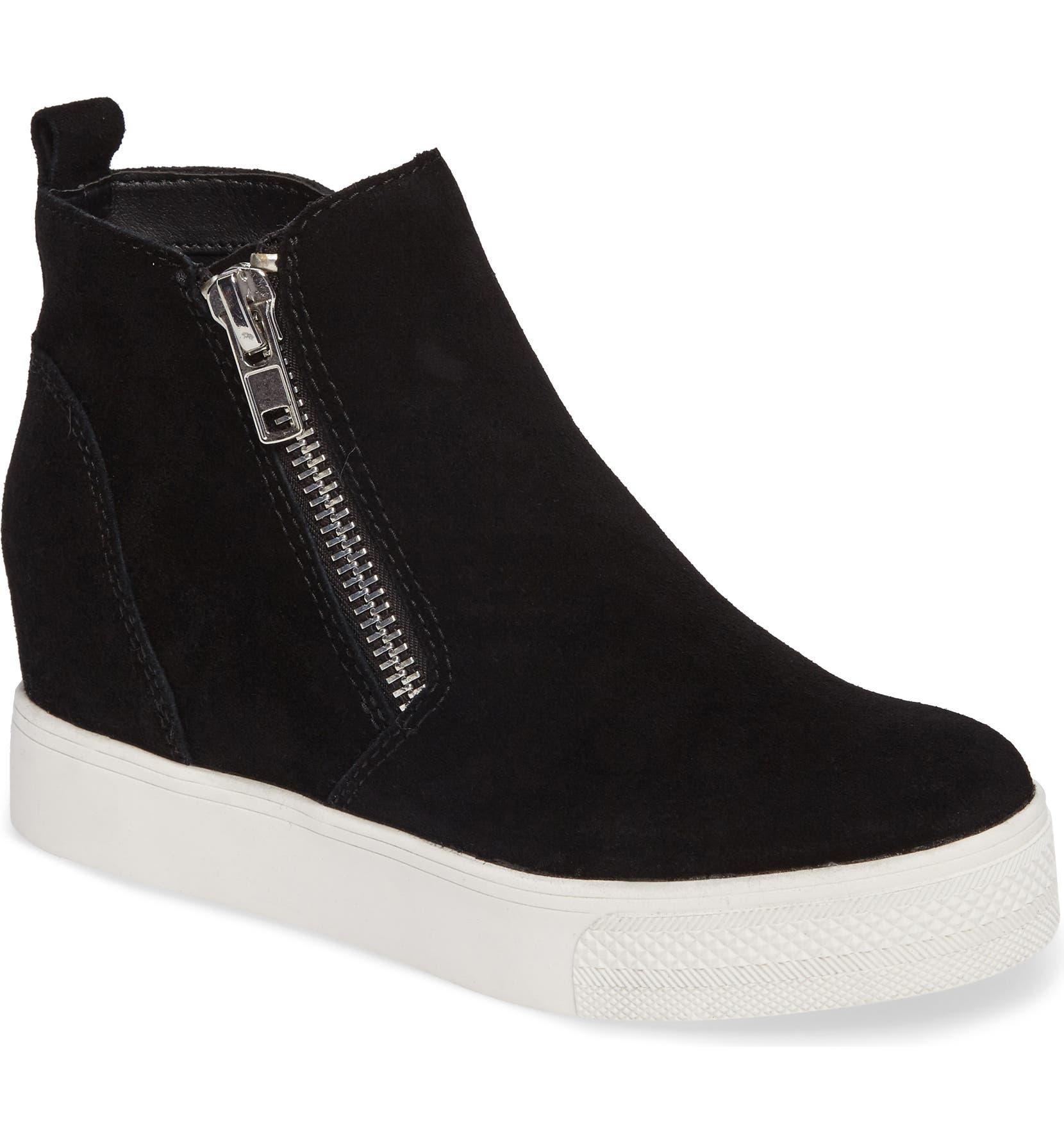 cf11061fde5 Wedgie High Top Platform Sneaker