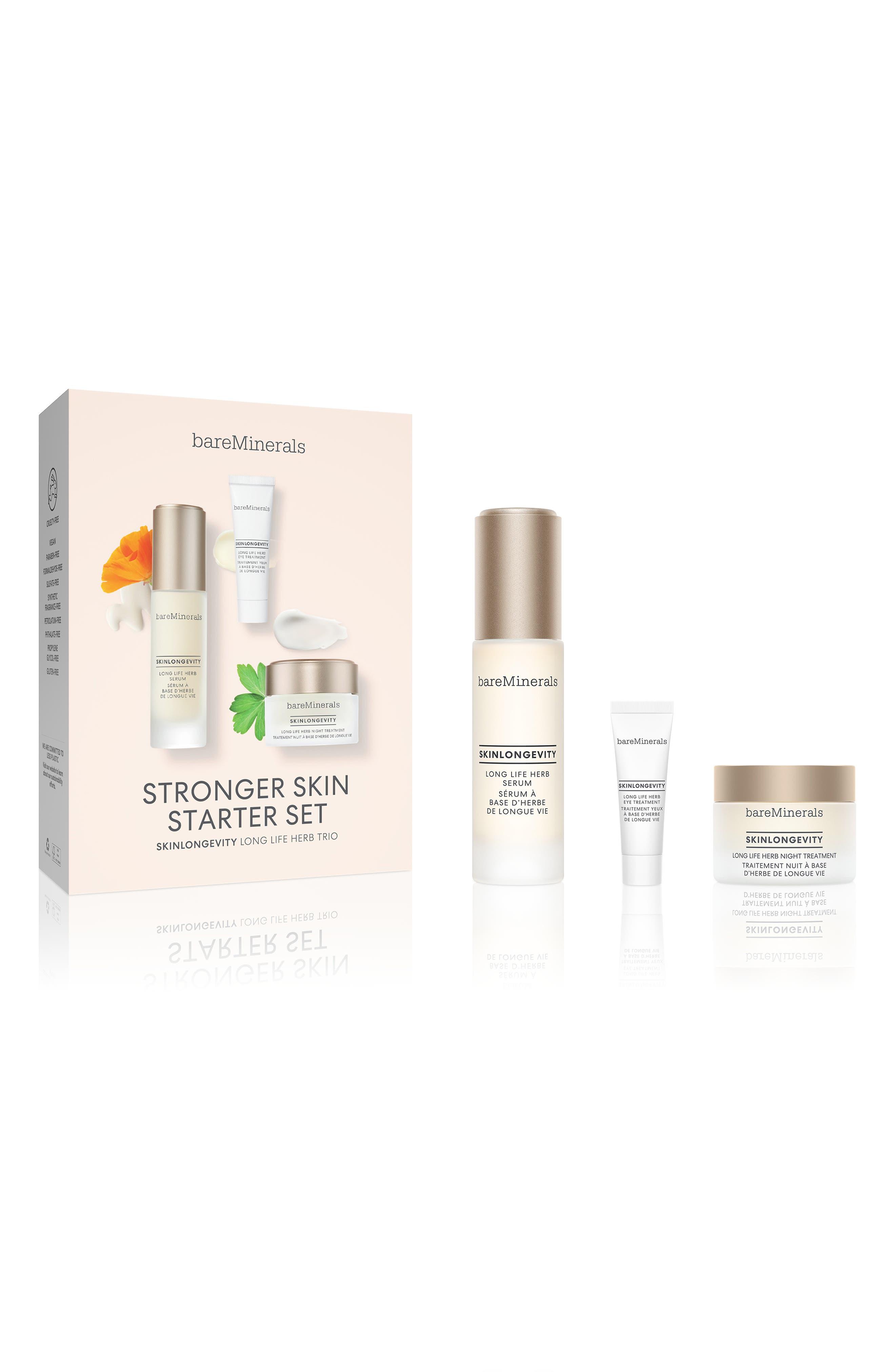 Bareminerals Stronger Skin Starter Set