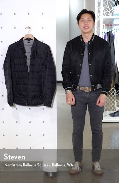 Landolfo Quilted Jacket, sales video thumbnail