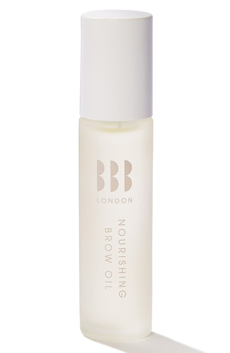 BBB LONDON Nourishing Brow Oil, Main, color, NO COLOR