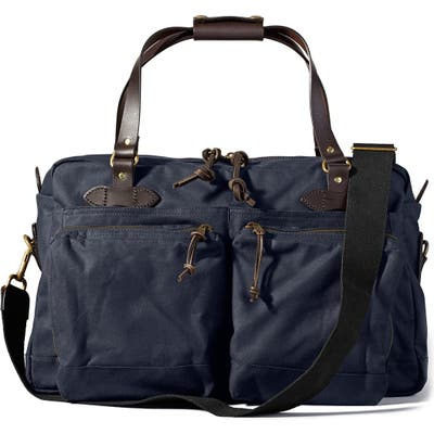 Filson 48-Hour Duffle Bag - Blue