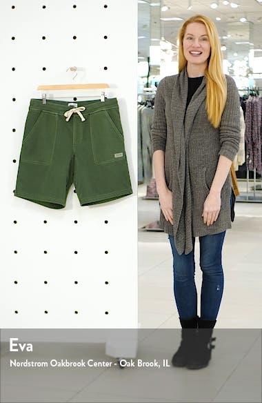 Big Bear Drawstring Fleece Walk Shorts, sales video thumbnail