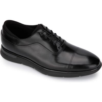 Kenneth Cole Dover Cap Toe Oxford, Black