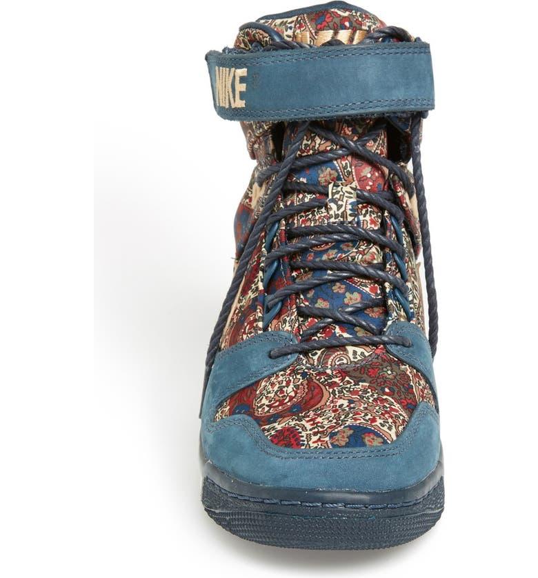 separation shoes c6c34 955fc Nike  Air Revolution Sky Hi Liberty  Wedge Sneaker (Women)   Nordstrom