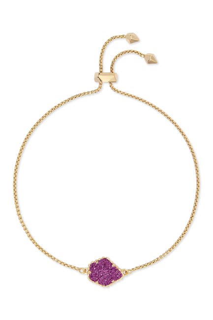 Image of Kendra Scott Theo 14K Yellow Gold Plated Brass Adjustable Chain Bracelet