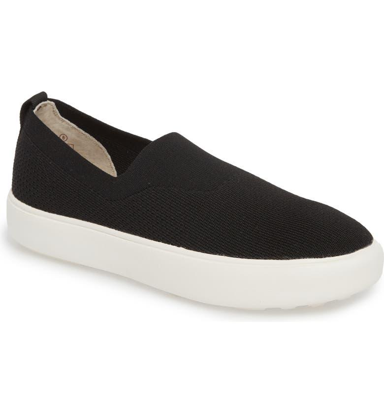 COUGAR Hula Slip-On Sneaker, Main, color, BLACK