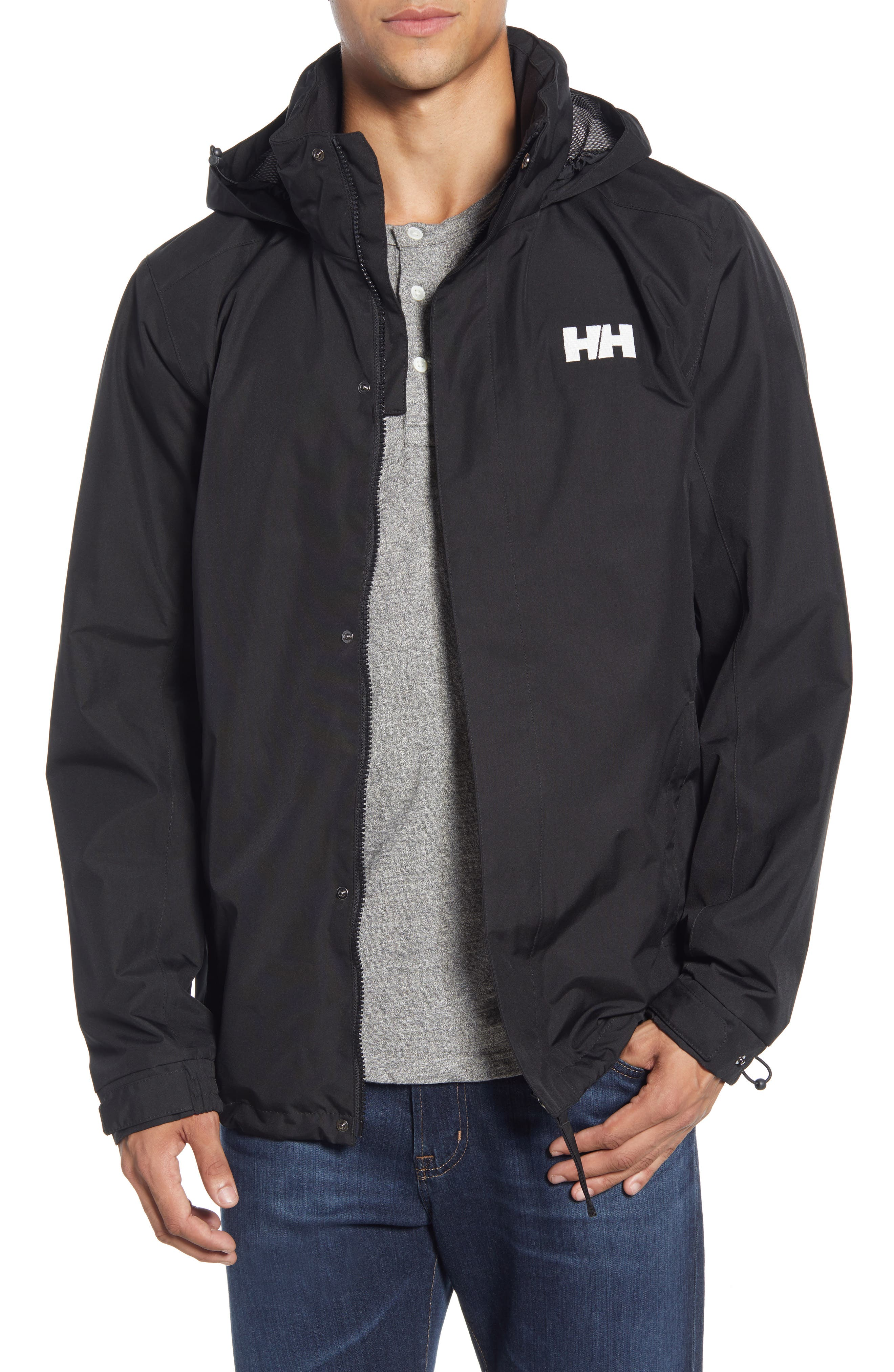 Dubliner Water & Wind Proof Hooded Jacket